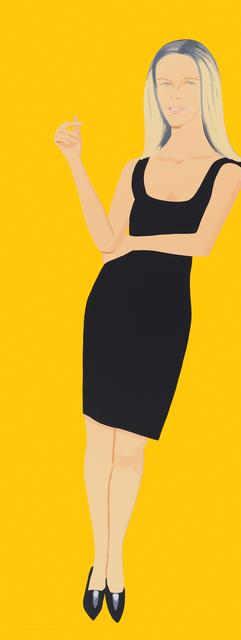 , 'Yvonne From Black Dress,' 2015, Vertu Fine Art