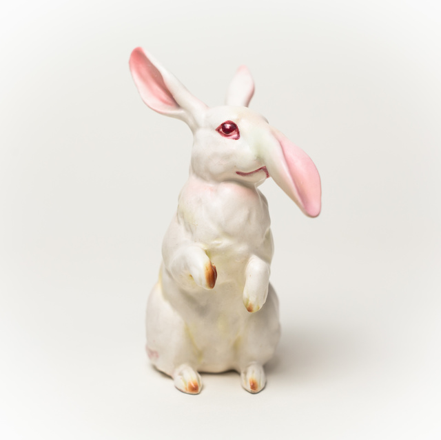 , 'White Rabbit, No. 2,' 2019, Track 16 Gallery