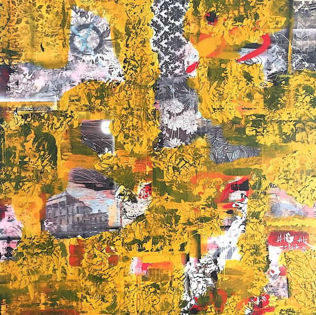 , 'A City of One,' 2017, Axiom Fine Art