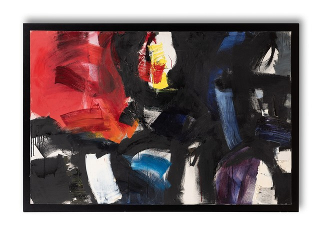 , 'Composition,' 1961, Palisander Gallery
