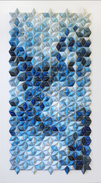 , 'Breath Castles in Blue (I),' 2015, METHOD & CONCEPT