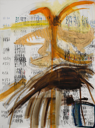 Despina Stokou, 'CPA89825.06.2014HKG-KLAX (1_11),' 2014, Sotheby's: Contemporary Art Day Auction