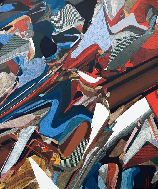 , 'Tidal,' 2017, Arróniz Arte Contemporáneo