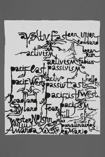 , 'Aktiv Eastern Union,' 2015, Galerie Jérôme Poggi