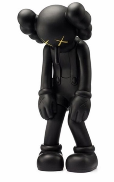 KAWS, 'Set of 2 Small Lie : Grey, Black ', 2017, MK Art Invest Group