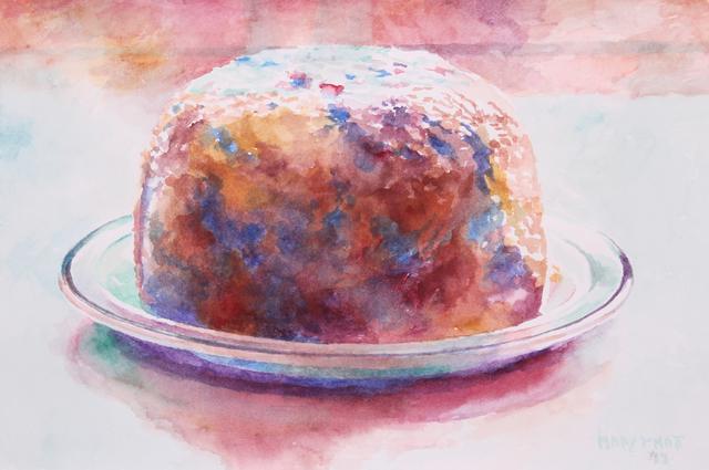 , 'Steamed Pudding,' 2012, Mira Godard Gallery