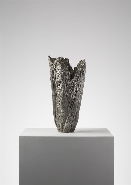 , 'ICB Vessel #1 (Silver),' 2017, Carpenters Workshop Gallery
