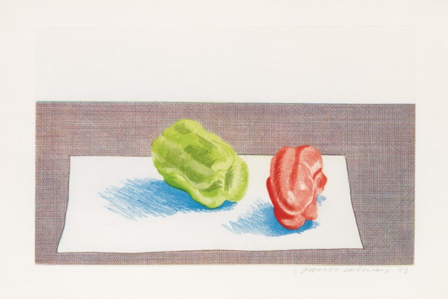 , 'Two Peppers,' 1973, Lyndsey Ingram Ltd.
