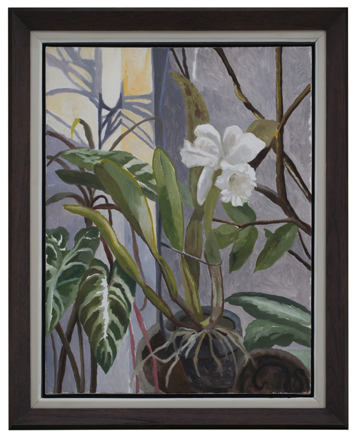 , 'Cattleya With Jakapan's Snake,' 2016, Richard Koh Fine Art