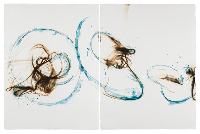 Etsuko Ichikawa, 'Vitrified 5618 (Framed)', 2018, Winston Wächter Fine Art