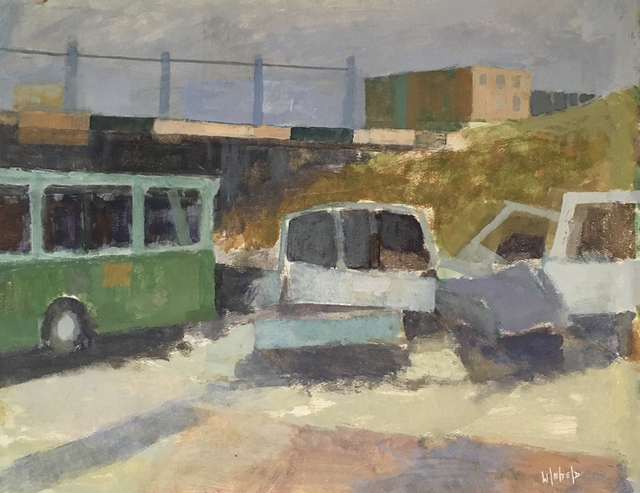 , 'Long Term Parking ,' , The South Street Gallery