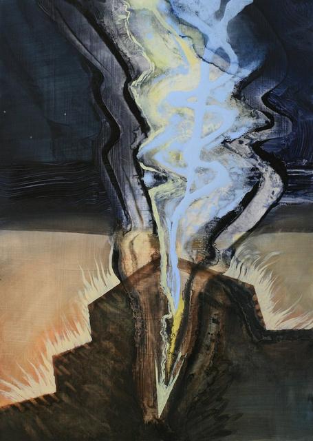 , 'Spindrift,' 2013, Gallery NAGA