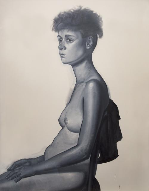 , 'Becky Windmiller,' 1990, Bruce Silverstein Gallery