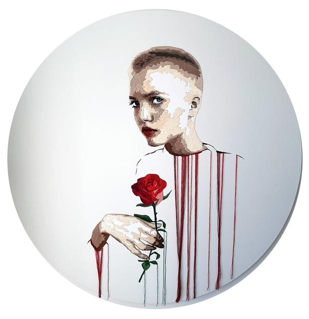 , 'Red,' 2019, Ekavart Gallery