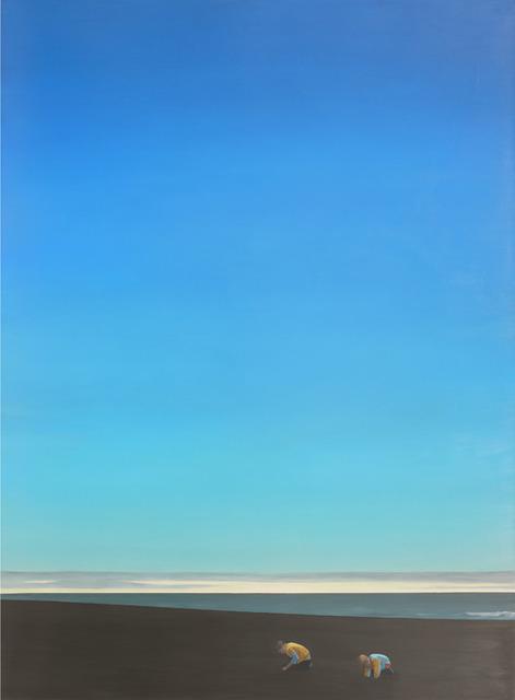 , 'Schwarzer Sand,' 2004, Gallery Hakgojae