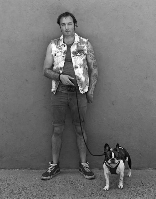 , 'Jeffrey with Bruno,' 2016, Soho Photo Gallery