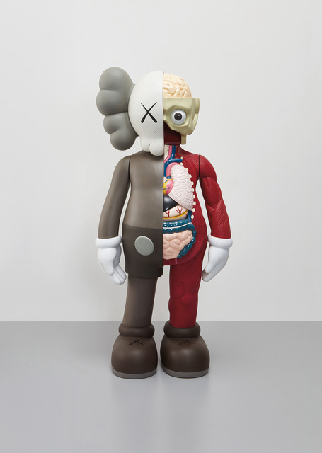 KAWS, 'Four Foot Dissected Companion (Brown)', 2009, Phillips