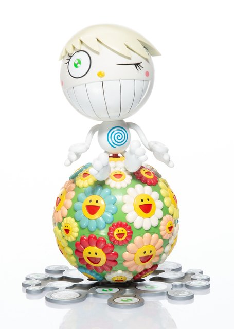 Takashi Murakami, 'Mister Wink, Cosmos Ball', 2000, Heritage Auctions