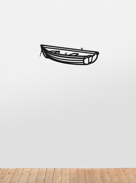 , 'Boat 2.,' 2015, Cristea Roberts Gallery