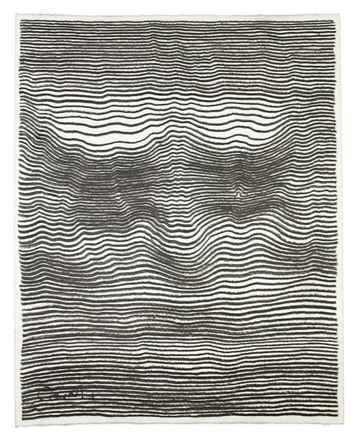 , 'Omicron XII,' 2015, Hans Alf Gallery