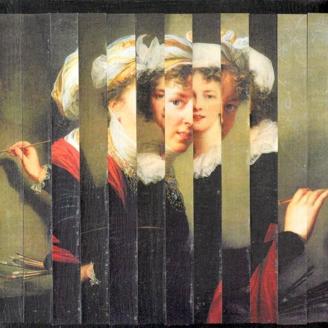 Ellen Wallenstein, 'Élizabeth Vigée Le Bron, 1790 & 1800', 2015, Carter Burden Gallery