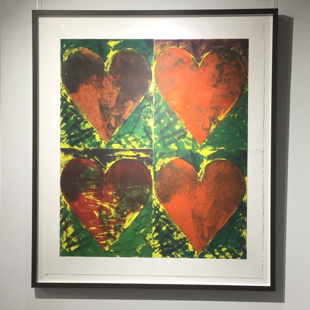 Jim Dine, 'L.A. Eyeworks', 1982, Joseph Fine Art LONDON