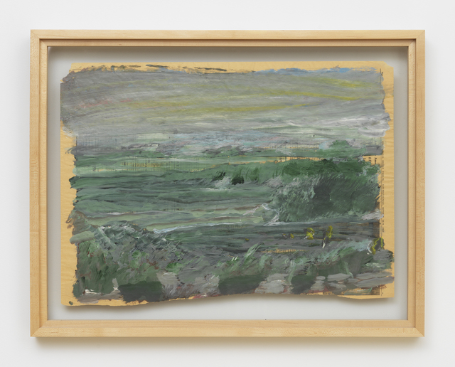 Paul Thek, 'Untitled (Landscape),', 1969, Simon Lee Gallery