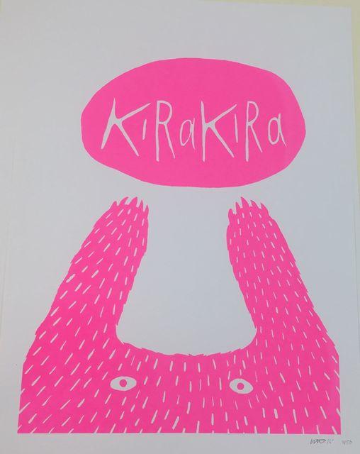 Masako Miki, 'Kira Kira', 2016, Kala Art Institute