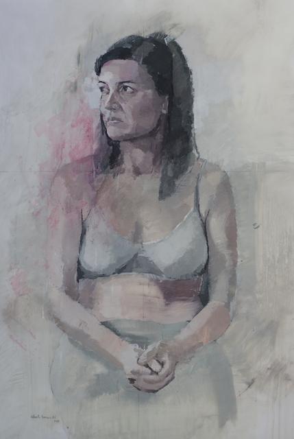 , 'Retrato de Ana sentada Portrait of Ana, sitting,' 2017, PontArte