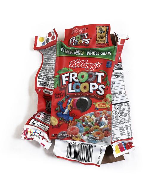 , 'Froot Loops Fun Size Small #3,' 2018, Galerie de Bellefeuille