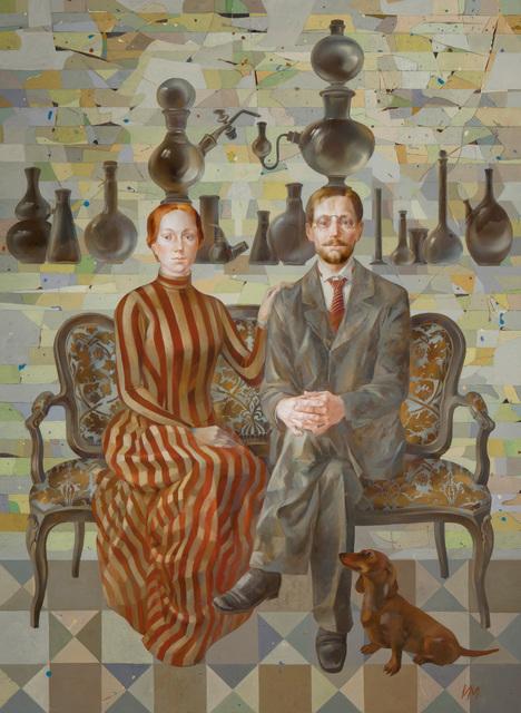 Igor & Marina, 'Alchemists', 2013, Janet Rady Fine Art