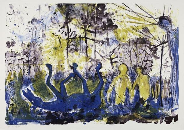 Daniel Richter, 'Lasst doch die alte möhre Zimbeln', 2001, Jason McCoy Gallery