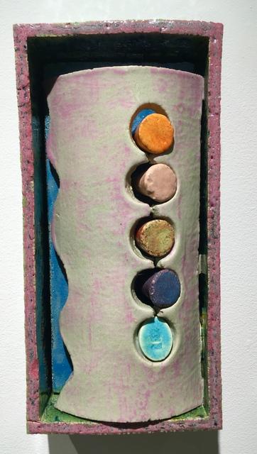 , 'Big Dots,' 2016-2018, Carter Burden Gallery