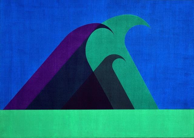 Kathleen Hyndman, 'Late Excursion', 1994, Zuleika Gallery