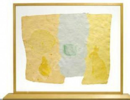 Robert Rauschenberg, 'Roan, from Pages And Fuses ', 1974, Gregg Shienbaum Fine Art