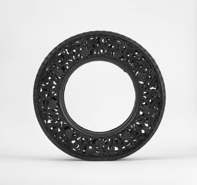 , 'Untitled (Car Tyre),' 2011, Bellevue Arts Museum