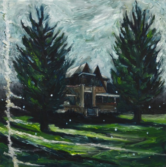 , '草底、白い影の眠り,' 2015, KOKI ARTS
