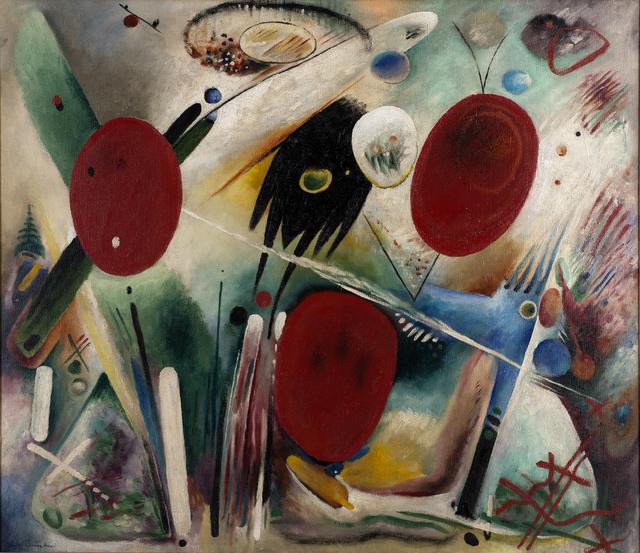 , 'Symphony,' 1919-1923, Weinstein Gallery
