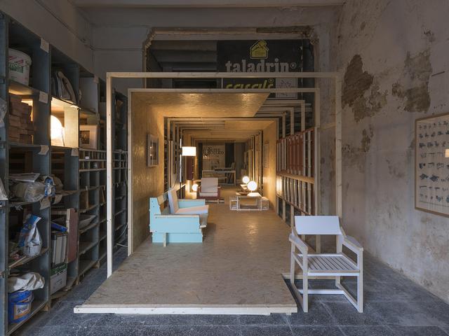 , 'La botiga de l'Anson,' 2015, Estrany - De La Mota