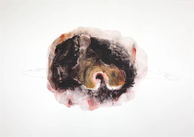 , 'Poles of Vision,' 2018, Agora Gallery