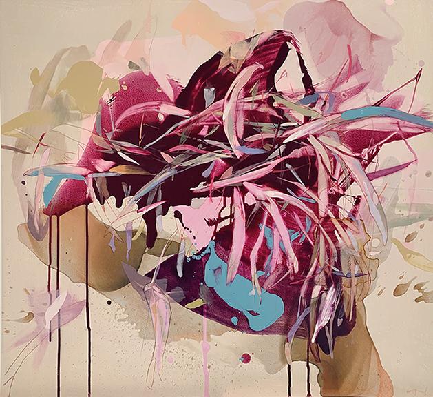 Emily Leonard, 'Spider Lily ', 2019, David Lusk Gallery