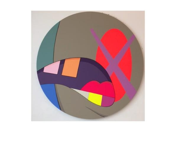 KAWS, 'NYT', 2012, Carmichael Gallery