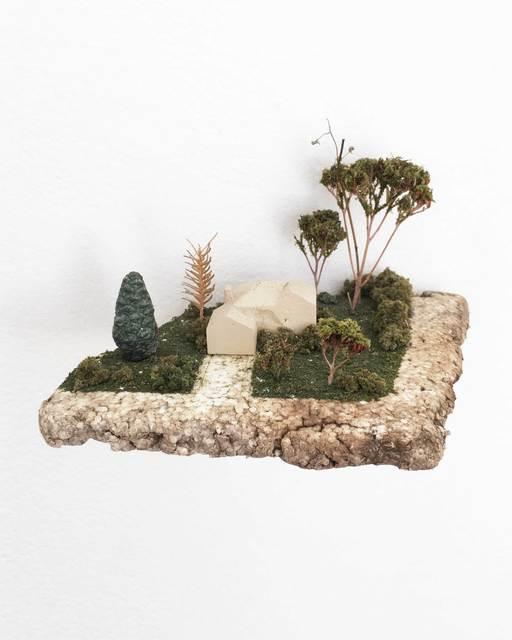 , 'Islands 1,' 2015, Hashimoto Contemporary