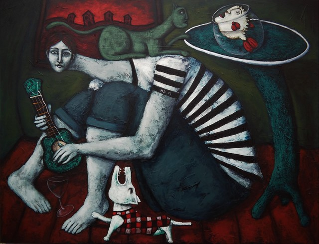 , 'La ronde,' 2017, Bouillon d'Art Galerie