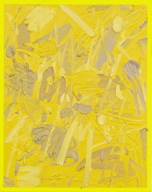 Russell Tyler, 'YBOY', 2016, Denny Dimin Gallery