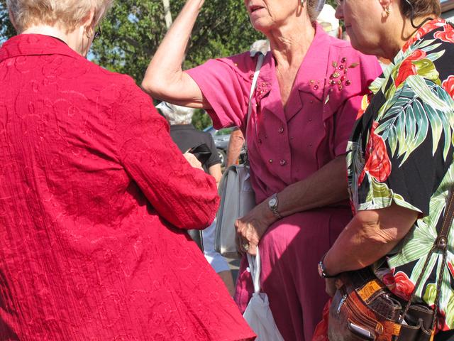 , 'Public Attire Series 374, Naples, Florida,'  2010, IMAGE IN PROGRESS