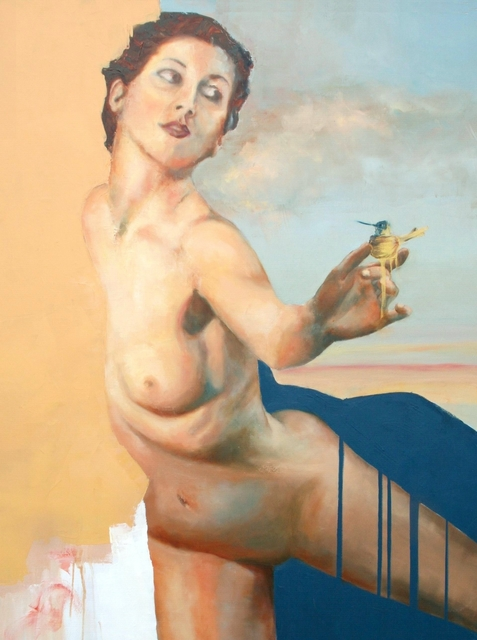 Julia San Roman, 'Pentimento n.1', 2018, J. Cacciola Gallery