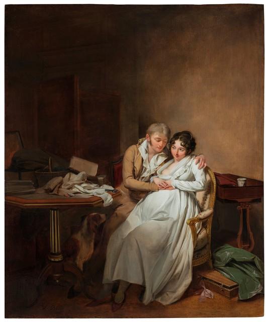 , 'La Tendresse conjugale,' ca. 1807-1810, Didier Aaron