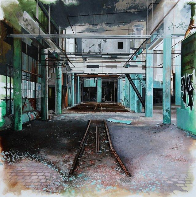 , 'Derelict I,' 2015, Hashimoto Contemporary