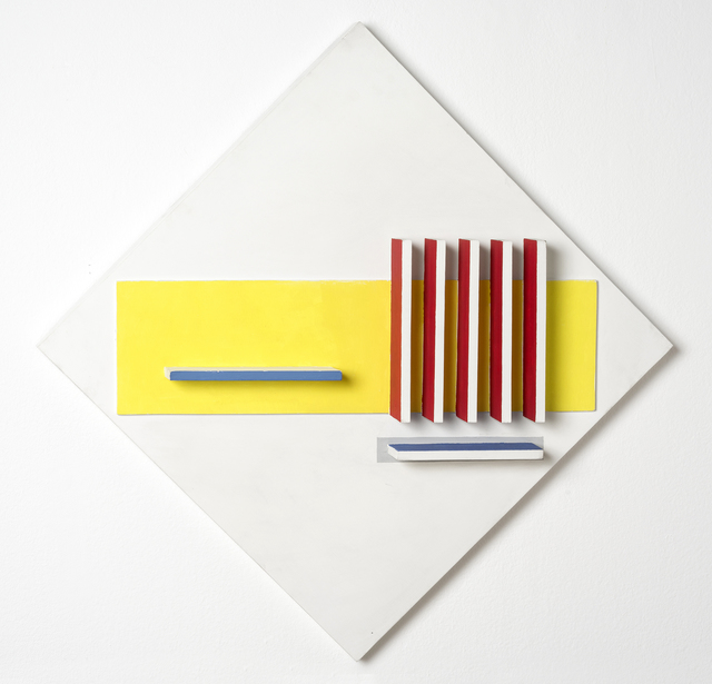 , 'Composition spatio-temporelle No. 78,' 1970, BorzoGallery